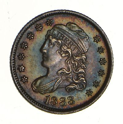 1833 Capped Bust Half Dime - Near Uncirculated *7310