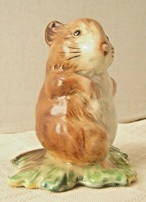 Beatrix Potter'S Timmy Willie Johnny Town Mouse F Warne Beswick England