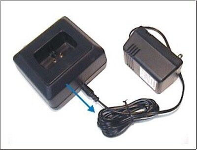 Battery Charger For Yeasu Ft-23R Ft-33R Ft-73R Ft-411 Ft-470 Ft-811 Ft-911 Radio
