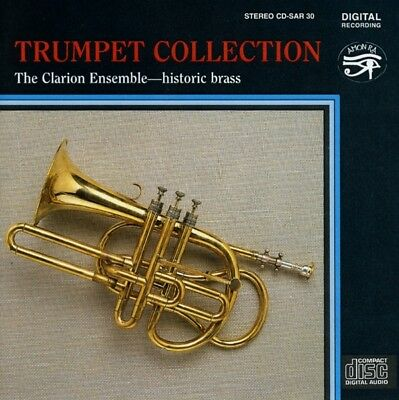 The Clarion Ensemble - Trumpet Collection CD Saydisc NEW