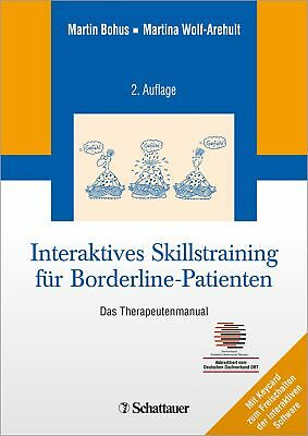 Interaktives Skillstraining für Borderline-Patienten, Martin Bohus