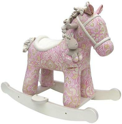 Prodotto Little Bird Told Me Pixie & Fluff Rocking Horse 9 months+ NEW
