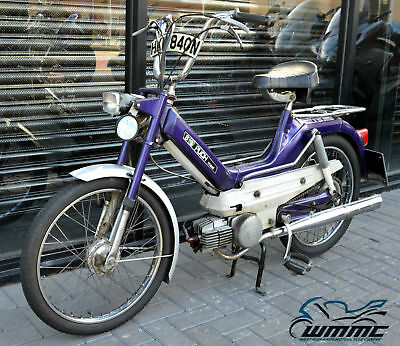 * SOLD * 1975 PUCH MAXI 50cc * ORIGINAL CONDITION - TWO OWNERS * EXC. RUNNER.