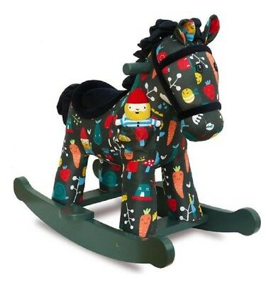 Prodotto Little Bird Told Me Rocket & Bud Rocking Horse NEW
