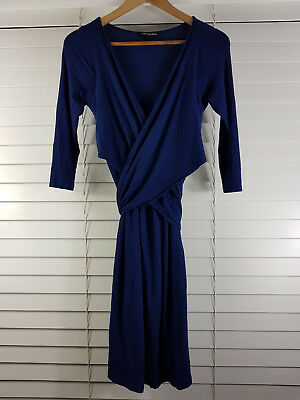 ISABELLA OLIVER sz 8 (or  4 us ) womens Maternity dress [#3960]