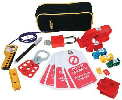 Locking Off Kit For Industrial & Commercial Sites - MARTINDALE ELECTRIC