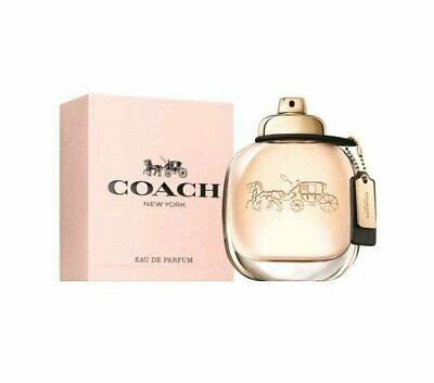 COACH New York 3.0 oz EDP eau de parfum Spray Womens Perfume 90 ml NIB