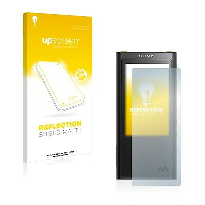 upscreen Reflection Shield Screen Protector for Sony NW-ZX300 Matte