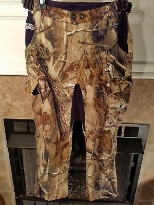 a3ec196d67866 REDHEAD DUCK ADVANTAGE Timber Camo Overalls Youth Large Regular ...