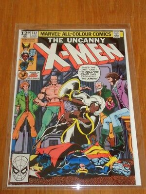 X-Men Uncanny #132 Marvel Comics John Byrne April 1980 Fn (6.0)*