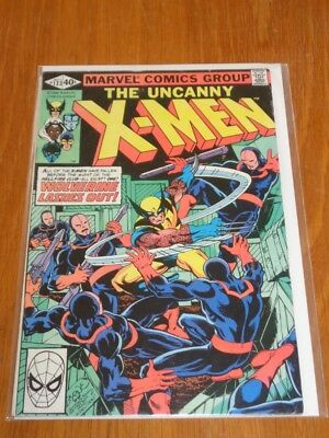 X-Men Uncanny #133 Marvel Comics Wolverine Byrne Cents Copy May 1980 Vg (4.0)*