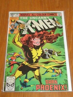 X-Men Uncanny #135 Marvel Comics Dark Phoenix John Byrne July 1980 Vg+ (4.5)*