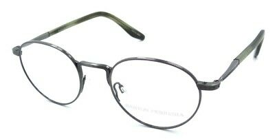 73493bad34 Barton Perreira RX Eyeglasses Frames Fitzgerald 47x19 Pewter   Loden  Tortioise