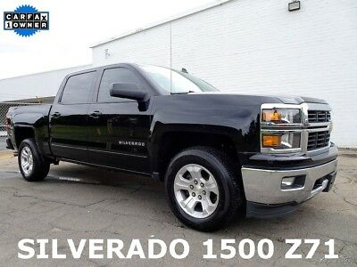 2015 Chevrolet Silverado 1500 LT 2015 Chevrolet Silverado 1500 LT Pickup Truck Used 5.3L V8 16V Automatic 4WD