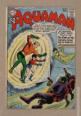 Aquaman (1st Series) #4 1962 VG/FN 5.0