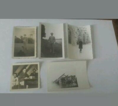 Lot Photo Soldats Allemands Ww2 Militaria