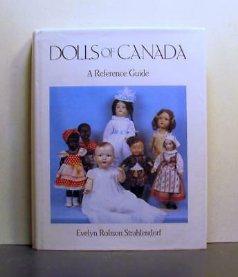 Dolls of Canada, A Reference Guide
