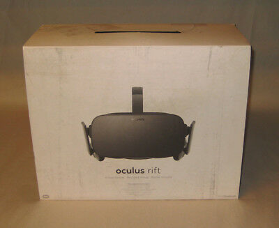 NEW! Oculus Rift VR Virtual Reality Headset with Lucky's Tale Game VR Controller