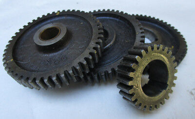TRIUMPH PRE UNIT Motorcycle 650/500 Camshaft Timing Gear Pinion T120 Tr6 6T  T110