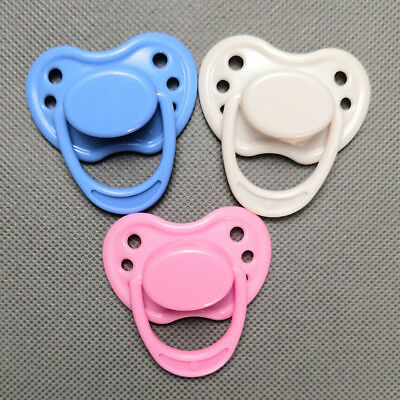 Dummy Magnetic Pacifier with Internal Magnet Fit Reborn Baby Doll Accessories