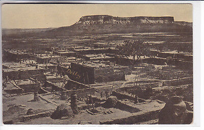 New Mexico NM Postcard 1907-1915 Pueblo of Zuni