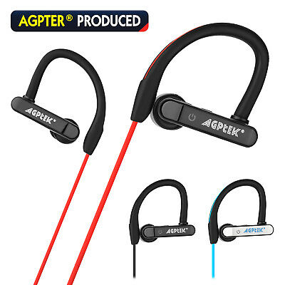 Bluetooth Headphone V4.1 Wireless Headphone Stereo Earphone Sweatproof Earbud
