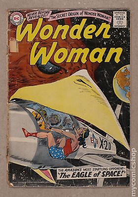 Wonder Woman (1st Series DC) #105 1959 FR 1.0