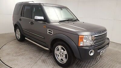 2006 Land Rover Discovery 3 Tdv6 S Grey 2.7 Diesel Auto Estate