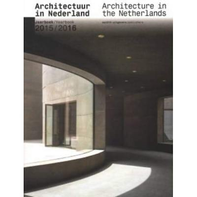 Architecture in the Netherlands Yearbook 2015/16 (Archi - Paperback NEW Tom Aver