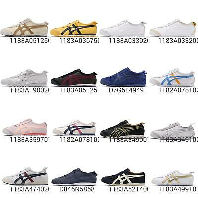 sports shoes c8aad 22129 ASICS ONITSUKA TIGER Mexico 66 Men Women Vintage Running Shoes Sneakers  Pick 1