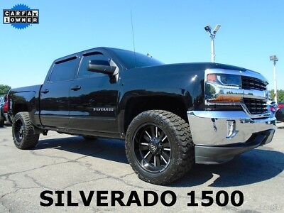 2017 Chevrolet Silverado 1500 LT 2017 Chevrolet Silverado 1500 LT Pickup Truck Used 5.3L V8 16V Automatic RWD