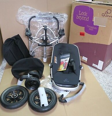 OEM Quinny Buzz Xtra CV290RKB Black All Terrain Baby/Child/toddler Stroller