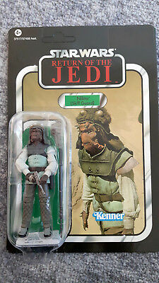 """Star Wars: Vintage Collection """"Nikto Skiff Guard"""" VC 99 - OVP, Unpunched"""