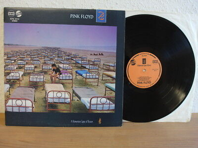 Pink Floyd A Momentary Lapse Of Reason Lp In Mint