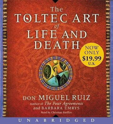 The Toltec Art of Life and Death Low Price CD (CD)