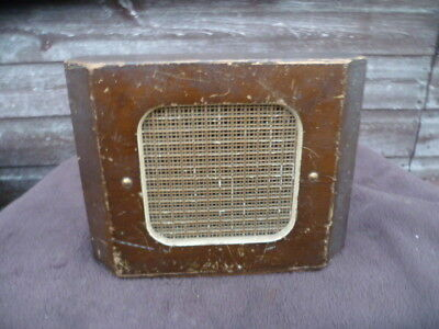 Very Rare Original Vintage Stentorian Speaker**bedford**additional Speaker**used