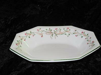 Replacement China Johnson Brothers 8-Sided Serving Dish  'ETERNAL BEAU'