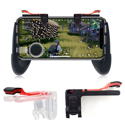 Smartphone Gamepad Cell Phone Gaming Trigger Controller For Android IOS System