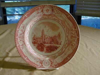University of Texas Wedgwood Plate - The Old Main Building
