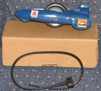 CITGO GAS Kenner MINI SSP LAKER SPECIAL Ripcord toy RACE CAR in box w/ papers