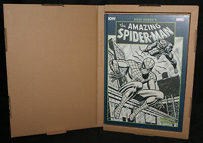 Ross Andru's Amazing Spider-Man Artist's Edition Hardcover Marvel / IDW 2018