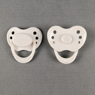 Reborn Baby Dummy Magnetic Pacifier For Dolls Internal Magnet Supplies MP_WTS