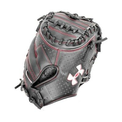 "Under Armour Deception Catchers Mitt 34"" RHT UACM-200A"