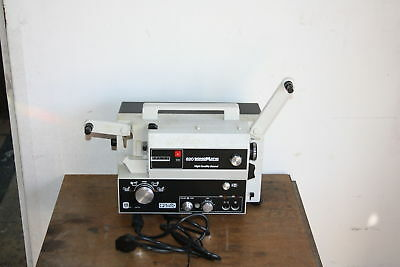 Eumig 820 sonoMatic super 8 film projector   #Eck#