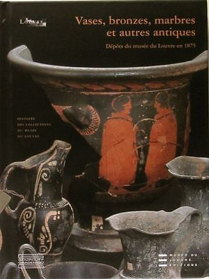 Antique Greek Roman Egyptian Antiquities & Campana Collection in Louvre Museum