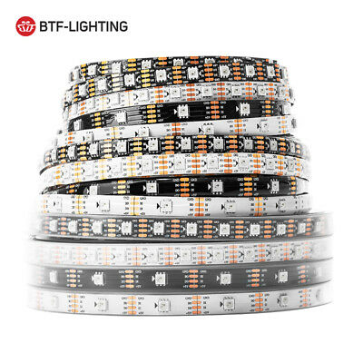1~5M WS2813 LED Strip Dual Data Line WS2812B 5050 RGB 30~300LEDs DC5V