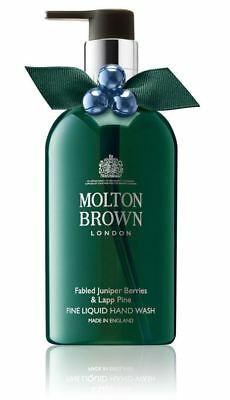 NEW Molton Brown Fabled Juniper Berries & Lapp Pine Hand Wash 300ml CHRISTMAS