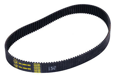 "Belt Drives LTD. Primary Drive Replacement Belt 132 Tooth 8mm 1.5"" Harley 30853"