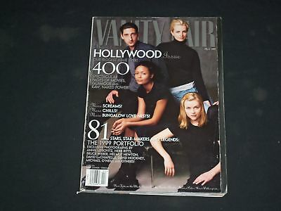1999 April Vanity Fair Magazine - The Hollywood Issue - Witherspoon - B 4266