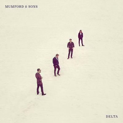 MUMFORD AND SONS DELTA CD (Released November 16th 2018) MUMFORD & SONS